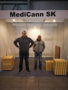 Medicann team